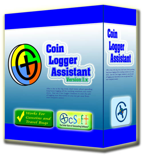 [Geocoin Logger Assistant]