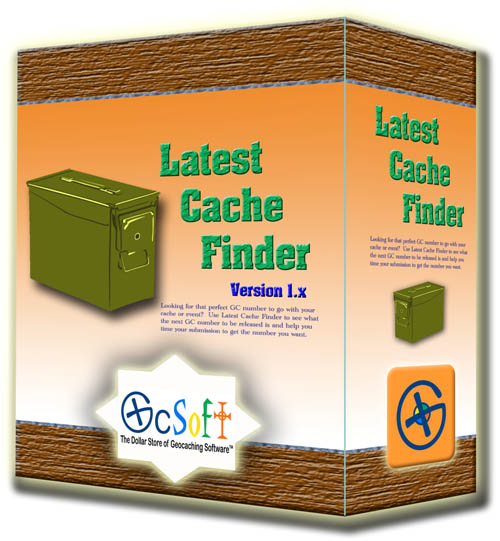 [Latest Cache Finder]